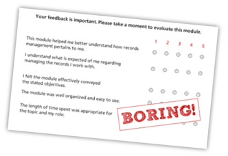 boring survey